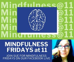 Join us @CLToronto for mindfulness Fridays Facebook live